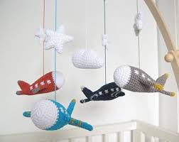 sale 20 airplane mobile baby mobile mobile nursery mobile