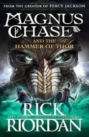 magnus chase and the hammer of thor book 2 p b rick riordan