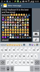 free emojis app for android iphone keyboard ios 8 free android apk