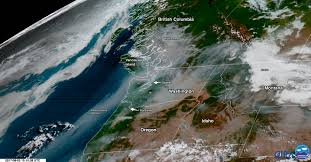 Wildfire Bc Map Interactive by As The Northwest Bakes In A Potentially Historic Heat Wave The