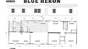 blue heron 28x80 n u0026m mobile homes manufactured homes
