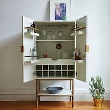 west elm bar cabinet graphic bar cabinet bar room and room decor