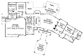 craftsman house plan woodcliffe 30 715 by associated designs