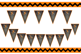 printable halloween banner free halloween printables from design 13 catch my party