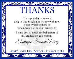 graduation thank you card friendship thank you cards for a graduation gift together with