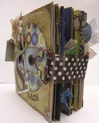 photo albums scrapbooks 59 best mini album closures images on mini scrapbooks