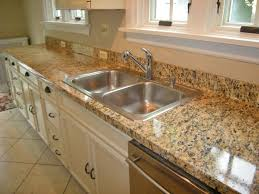 Kitchen Island Granite Countertop Granite Countertop Stainless Steel Undermount Kitchen Sink