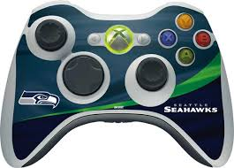 xbox one controller seahawks seattle seahawks xbox 360 wireless controller skin nfl