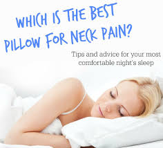 Inversion Table For Neck Pain by 3 Factors To Consider When Choosing A Pillow For Neck Pain