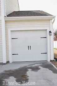 garage doors carriage garage door house hardware home ideas
