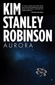 book review aurora by kim stanley robinson