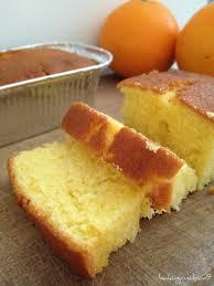 baking on cloud 9 orange butter cake