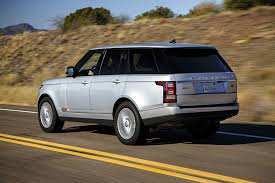 land rover rear range rover td6 diesel review