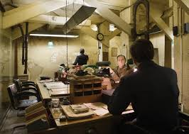 The Map Room Great London Buildings The Churchill War Rooms Londontopia