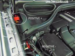 2008 dodge charger battery how to jump start a mercedes the right way battery