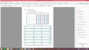 thanksgiving sign up sheet printable how to resize printables for your happy planner