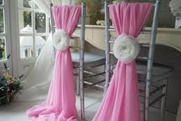 Pink Chair Sashes Pink Chair Sashes Online Pink Chair Sashes For Sale For Sale