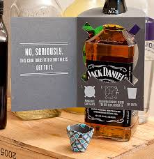 Jack Daniels Meme - a card buy your own fcking whiskey