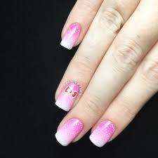 cross hatch kitty bow nail art u2013 polished inka