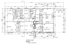ranch house floor plan foundation house plans 79357