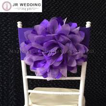 Purple Chair Sashes Popular Purple Chair Sashes Buy Cheap Purple Chair Sashes Lots