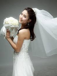 Wedding Dress Drama Korea Chanmi U0027s Drama News Kim So Eun In A Wedding Dress Hancinema