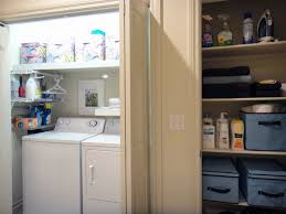 laundry room compact laundry closet organization laundry room