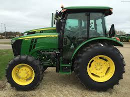 John Deere 5075e Tractor John Deere E Series Tractors John