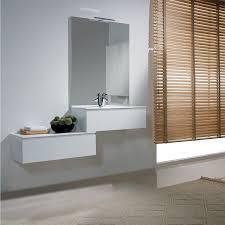 meuble cuisine 45 cm profondeur salle de bain faible profondeur 80x39 cm 1 tiroir plan composite