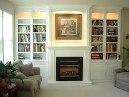 Classic Bookshelves - fireplace bookshelves built ins southern enterprises griffin