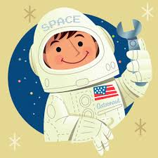 astronaut projects for preschoolers pics about space