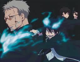 blue exorcist anime wallpaper hd blue exorcist rin demon form wallpaper 1080p