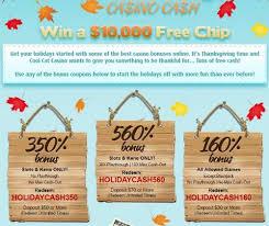 thanksgiving slots 13 best thanksgiving bonus online casinos images on