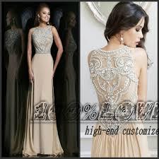 shipping rhinestone crystal beading masquerade prom dresses