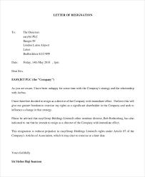 letter resignation hitecauto us