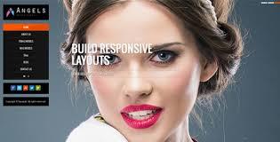 18 fashion model agency website templates free free templates