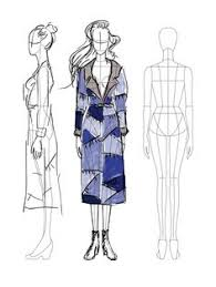 fashion sketch app pret à template free download available on