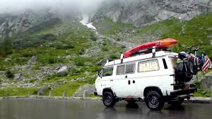 volkswagen vanagon lifted vw t3 syncro vanagon summer tour of europe 2012 part 3 youtube