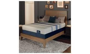 Serta Icomfort Bed Frame Serta Icomfort Blue Max 1000 Plush Deluxe Adjustable Mattress Set