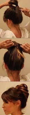 Hochsteckfrisurenen Mittellange Haar Selber Machen Anleitung by 25 Tipps Und Tricks Für Den Perfekten Dutt