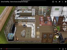 House Design Games Online Free Play 110 Best Sims Freeplay Houses Images On Pinterest House Ideas