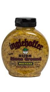napa valley ground mustard inglehoffer dijon ground mustard 10 25 oz beaverton foods