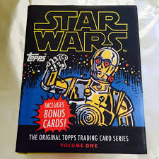 wars cards this book reprints all 330 wars trading cards from 1977 and