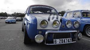 1958 renault dauphine gordini dauphine rally youtube