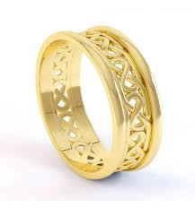 wedding gold rings wedding celtic weddinggs picture beautiful inspirations