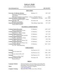 academic cv template latex academic resume sample shows you how to
