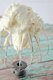 the best buttercream frosting recipe crafty morning
