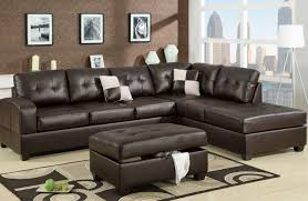 Green Leather Sectional Sofa Italian Leather Sectional Carola Full Top Grain Italian Leather