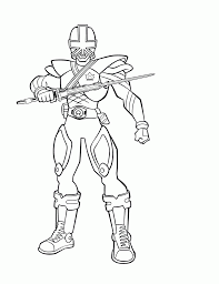 power ranger coloring pages bestofcoloring rangers