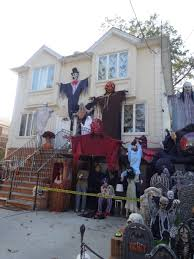 Awesome Halloween House Decorations Spookystaten U2013 Awesome Halloween Decorations In Staten Island